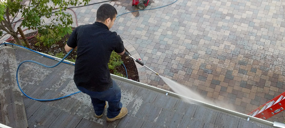 Powerwashing Stafford VA